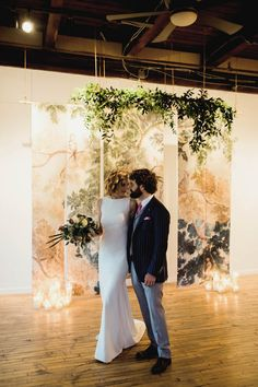 This stunning couple threw a two-party wedding day extravaganza | Image by Alixann Loosle Photography