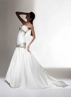 Victor Harper Wedding Dresses Photos on WeddingWire