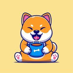 catalyst (@catalystvibes) • Instagram photos and videos Pug, Dachshund, Shiba Inu, Cartoon Styles, Graphic Design Illustration, Smurfs, Funny, Design Art, Labrador