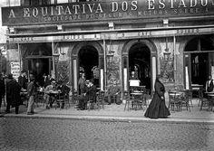 Lisboa de Antigamente: Café Suisso