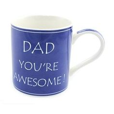 Unusual Gifts, You're Awesome, Fathers Day, Dads, Tableware, Men, You Are Amazing, Dinnerware, Father's Day