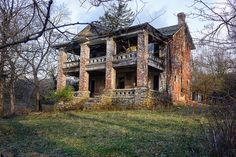 Old Plantation House | Ray Kasal | Flickr