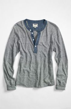 Todd Snyder Classic Henley | Nordstrom