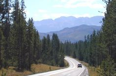 John D Rockefeller Jr Memorial Parkway in Wyoming