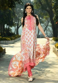 Khaadi Lawn 2013 Chintz Collection