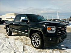 Starting to miss that new car smell? Stop by and take this 2015 GMC Sierra 1500 SLT out for a test drive.  More units to test drive here ---> http://www.edwardsgarage.com/new-chevrolet-buick-gmc-rocky-mountain-house