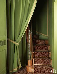 Tour the Top Floor of Pierre Bergé's Paris Apartment   Architectural Digest