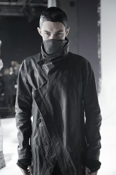 Dystopian Fashion, Cyberpunk Fashion, BORIS BIDJAN SABERI AW12