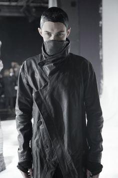 Dystopian Fashion, Cyberpunk Fashion, BORIS BIDJAN SABERI AW12