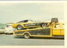 NHRA WHEN IT WAS DRAG RACING AND FUNNY CARS WERE FUNNY N COOL