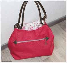 Handmade by Maritabw Shopper, Gym Bag, Kate Spade, Arya, Handmade, Bags, Fashion, Bags Sewing, Ideas