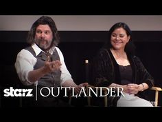 ▶ Outlander | Fan Gathering | STARZ - YouTube  The entire hour and 30 minutes.  I'm such a sentimental Scottish lass.  The first ten minutes of bagpipe music gave me goosebumps and brought tears to my eyes.