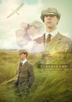 Parade's End starts tonight 02/26/2013 on HBO at 9:00PM and runs through Thursday Night!   Benedict Cumberbatch in Parade's End   @lovekame902.tumblr.com