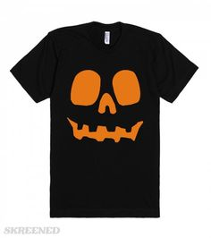 Halloween Skull | Get this creepy Halloween Skull design to fright out everyone! #Skreened