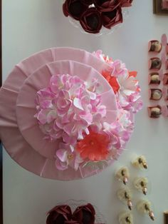 Party Orange and Pink with E & C Company products by Andressa Betinassi www.eccompany.com.br