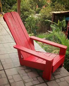 ALC RÚSTICOS : Cadeira de descanso