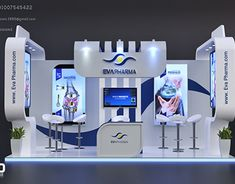 Web Banner Design, Exhibition Stall Design, Exhibition Stands, Maxon Cinema 4d, 3d Max, Stand Design, Architecture, Graphic, Marketing