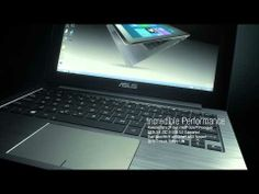 ASUS TAICHI™--The Incredible Fusion of Notebook and Tablet