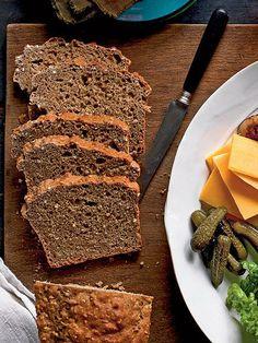 Whole grain Irish soda bread for St. Patrick's Day!  http://greatideas.people.com/2014/03/14/st-patricks-day-lite-hearty-guinness-beef-stew-and-irish-soda-bread/