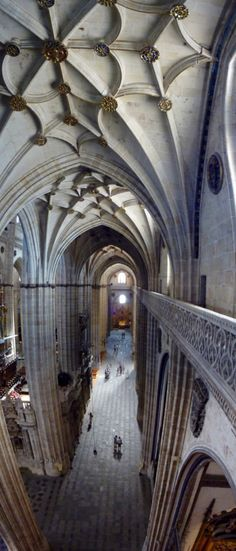 Salamanca Cathedral, Spain / https://www.flickr.com/photos/steven2358/3849988897/in/photostream/