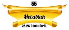 Heraldry of Life: 55.MEBAHIAH-DEUS SEMPITERNUS