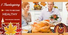 5 Thanksgiving Day Tips for Every Dieter