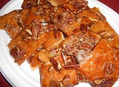 Graham Cracker Pieces Recipe
