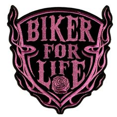 Hot Leathers Lady Biker For Life Shield (4″ Width x 4″ Height) http://bikeraa.com/hot-leathers-lady-biker-for-life-shield-4-width-x-4-height/