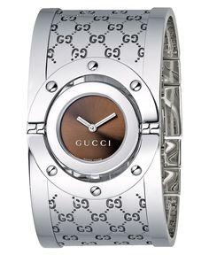 Gucci Watch... sigh...one can dream