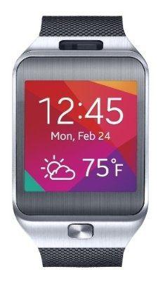 174450f4a67 nice Samsung Gear 2 Smartwatch - Silver Black (US Warranty) - For Sale