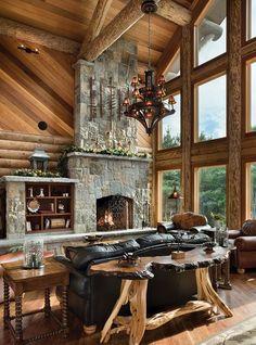 log furniture | ... , Log Furniture, Cabin Furniture, Lodge | Woodland Creek Furniture
