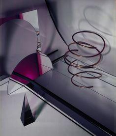 Barbara Kasten's Constructs