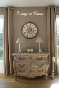 1000 images about couleur taupe lin on pinterest taupe - Commode couleur taupe ...