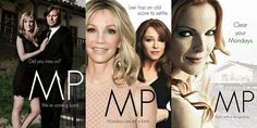 MP Miss Us, Melrose Place, Tv Series, Movie Posters, Film Poster, Billboard, Film Posters