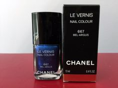 Chanel Bel-Argus (667) Le Vernis Nail Colour LIMITED EDITION • New In Box #CHANEL