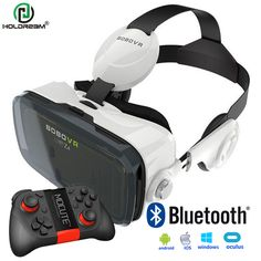 Find More 3D Glasses/ Virtual Reality Glasses Information about BOBOVR Z4 Helmet VR Glasses with Headphone VR Box Virtual Reality 3D Glasses for 4.7 6 Inch Smartphone Gift + Mocute Gamepad 050,High Quality glasses round,China glasses cam Suppliers, Cheap glasses water from HOLDREAMS Official Store on Aliexpress.com