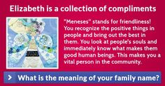 What is the meaning of your family name?