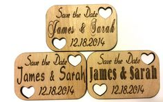 Hey, I found this really awesome Etsy listing at https://www.etsy.com/listing/206072357/free-shipping-75-wooden-save-the-date