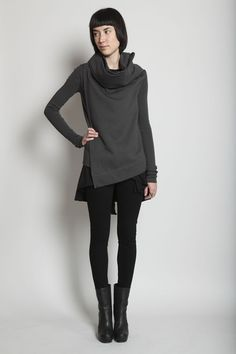 Rick Owens.  Anything asymmetrical and I'm in.