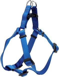 Coastal Pet Products DCP6445BLU Nylon Comfort Wrap Adjustable Dog Harness, 5/8-Inch, Blue * Want to know more, click on the image.