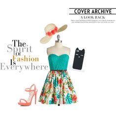 Summer Cover Shot by tgray2020 on Polyvore featuring River Island, Topshop and Charlotte Russe