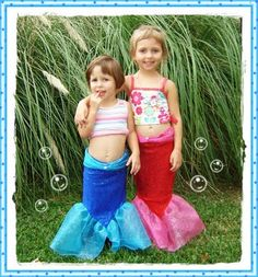 Make a Mermaid Costume