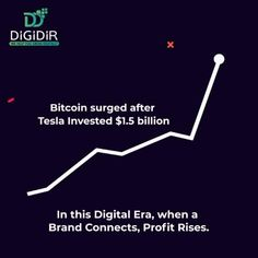 It takes just a single moment to rank you higher on digital platforms using right strategies. . . . . #digidir #Tesla #bitcoin #teslainvestment #elonmusk #teslabitcoin #elonmusklife #teslamotors #bitcoinnews #bitcoinsurged #brand #Connections #rankinghigh #socialmedia #marketingstrategies #BETTERROI #ROI