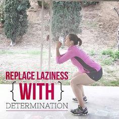 Hold onto your determination! #befun #pearleneisgratefulfor