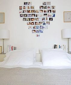 love photo wall
