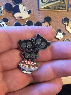 DISNEY DSF DSSH Soda Fountain Pin Trader Delight Sundae PTD Brave Bears Triplets