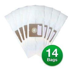 EnviroCare Replacement Bags for Dirt Devil 082425 Can Vac Vacuum models (2pk)