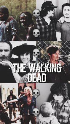 ✔ Wallpaper Lockscreen The Walking Dead