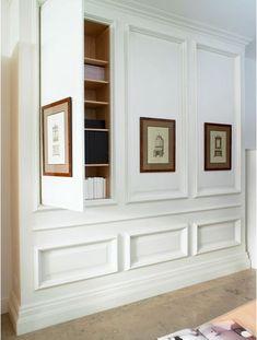 Secret Shelves