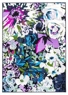 LoVe it!!! VALLILA Blossom-carpet